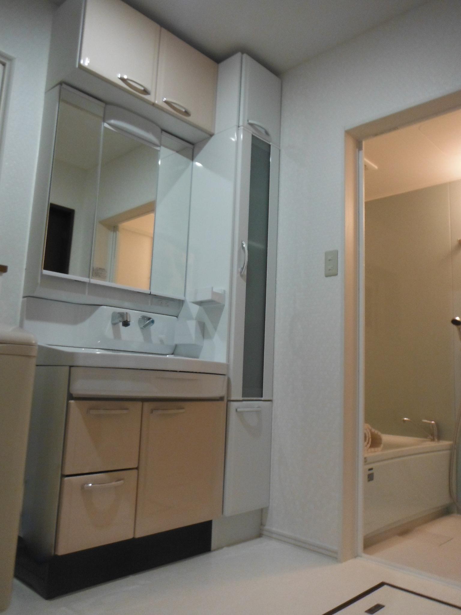 築21年 浴室リフォーム