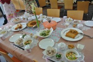 春 料理教室